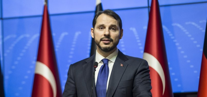 AUG. 10 ECONOMIC ATTACK AGAINST TURKEY PLANNED IN FOREIGN CAPITAL, MINISTER ALBAYRAK SAYS