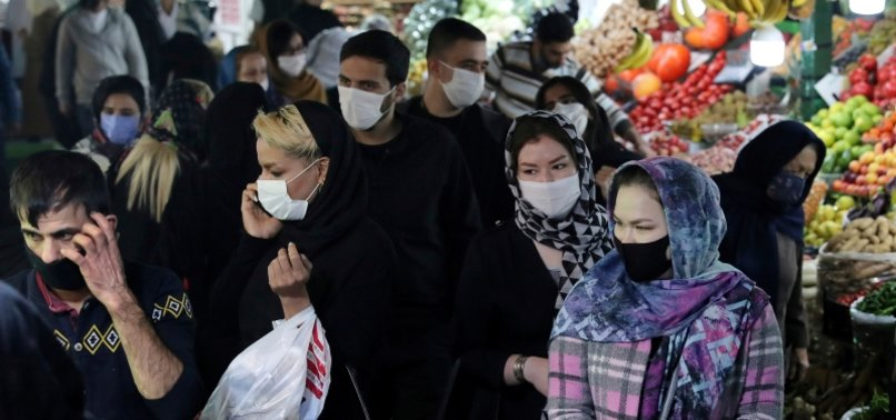 IRAN ANNOUNCES ITS CORONAVIRUS DEATH TOLL PASSES 30,000 KILLED