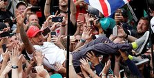 Lewis Hamilton wins record 6th British GP, extends F1 lead