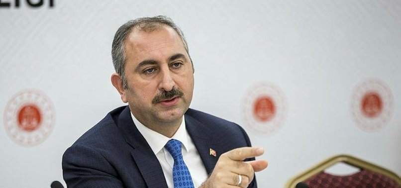 JUDICIAL REFORM PLAN REFLECTS TURKISH NATIONAL WILL: JUSTICE MINISTER