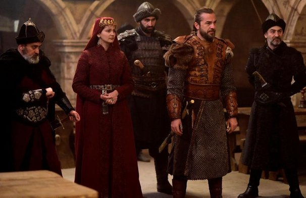 $330 million worth of TV series exported from Turkey to over