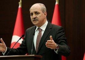 Başbakan Yardımcısı Numan Kurtulmuş'tan Reina'daki saldırıya ilişkin açıklama!