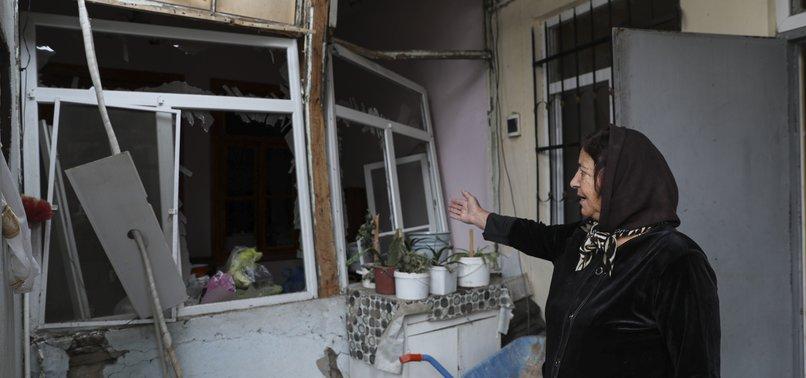 ARMENIAN OCCUPIERS STILL ATTACKING AZERBAIJANI VILLAGES AND UNITS DESPITE CEASEFIRE