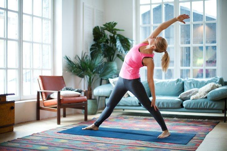 Evde egzersiz yapanlar için önemli püf noktalar