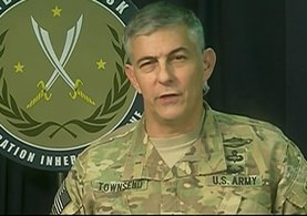 ABD'li generalin gergin basın toplantısı