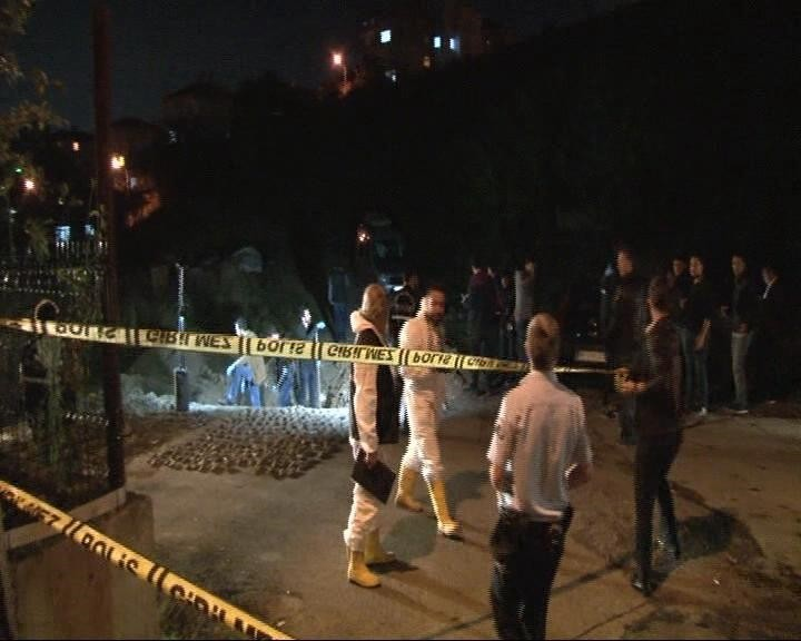 Hundreds of guns found buried in Istanbul's Üsküdar