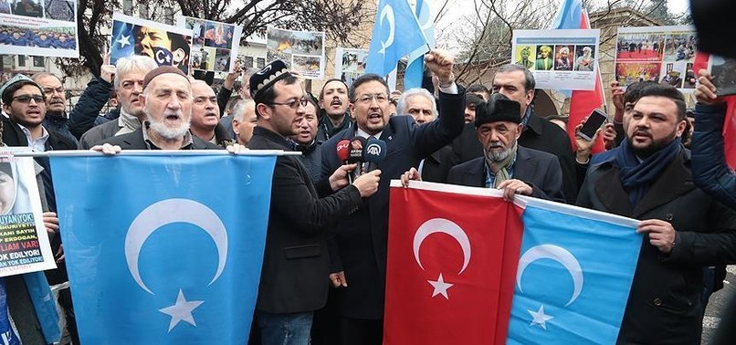 TURKISH-ISLAMIC COMMUNITY TO HOLD PROTESTS OVER UYGHURS