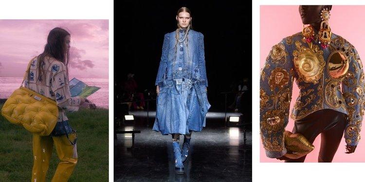 Haute Couture Tasarımcıları Çöpleri Hazineye Dönüştürüyor