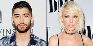Taylor Swift ve Zayn Malik işbirliği geliyor