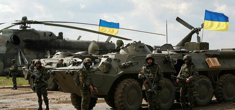 KREMLIN SAYS RUSSIA TO KEEP TROOPS NEAR UKRAINE BORDER FOR AS LONG AS IT SEES FIT