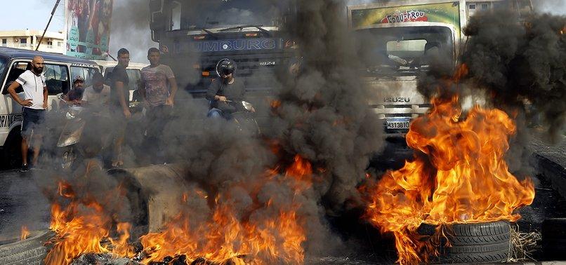 MASS PROTESTS CONTINUE IN LEBANON DESPITE GOVT REFORMS