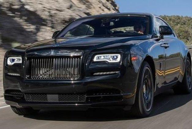 1 milyon euro'luk Rolls-Royce Türkiye'de