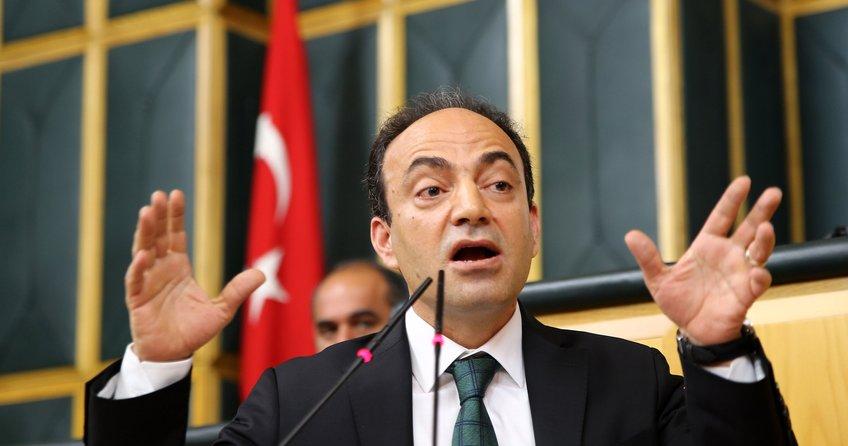 HDP Sözcüsü Baydemir hakkında yakalama kararı