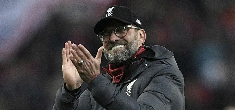 LIVERPOOL MANAGER KLOPP EXTENDS CONTRACT TO 2024