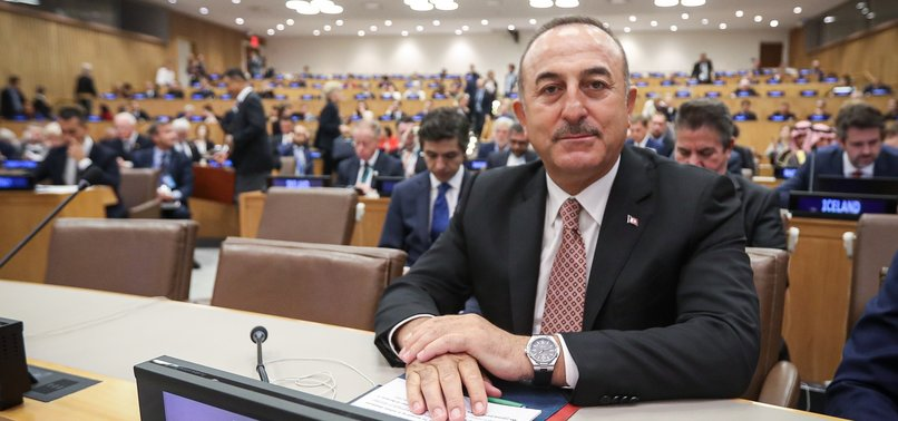 TURKEY 'MOST AFFECTED' IF IDLIB CRISIS WORSENS: FM ÇAVUŞOĞLU
