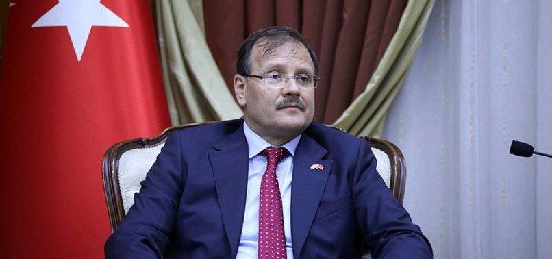 TURKISH STANCE ON ASSAD HAS NEVER CHANGED: DEPUTY PM
