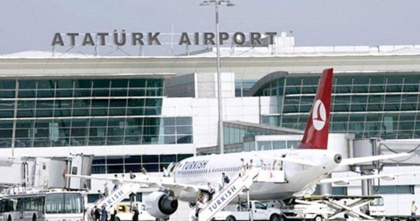Atatürk Havalimanı yeni bir rekora imza attı