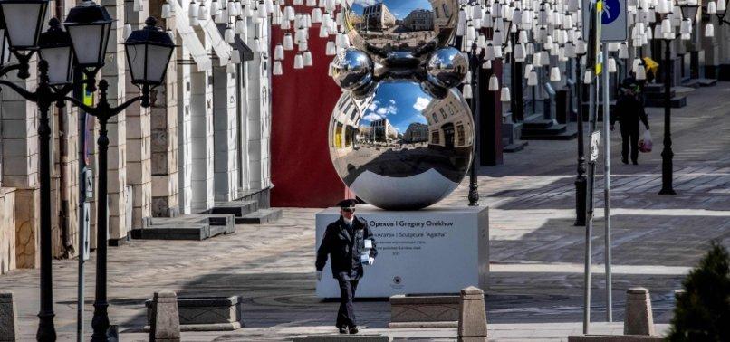 CORONAVIRUS CASES IN RUSSIA SOAR PAST 145,000