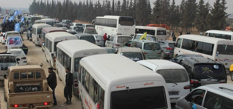 US-TRAINED RAQQA SECURITY FORCES SPOTTED IN AFRIN CONVOY
