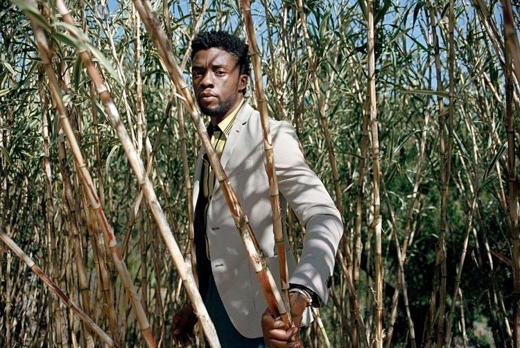 Chadwick Boseman insanları telaşlandırmak istememiş