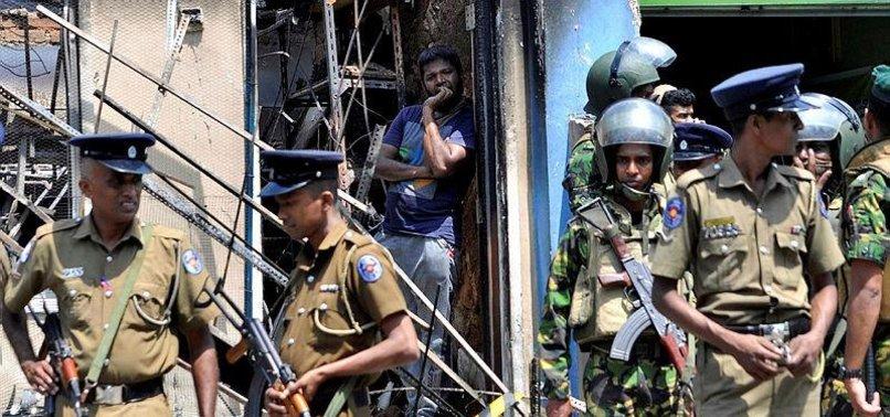 SRI LANKA DECLARES EMERGENCY TO QUELL ANTI-MUSLIM RIOTS