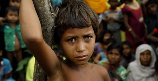 No home for Muslim orphans in Myanmar's town