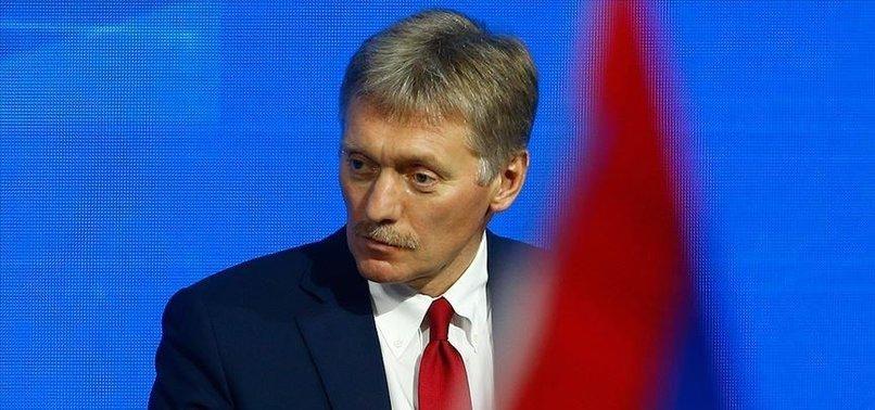 KREMLIN DENIES RUSSIAN THREAT TO UKRAINE