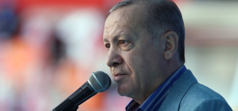TURKEY TO CONTINUE TO GIVE ALL KINDS OF SUPPORT TO AZERBAIJAN: ERDOĞAN ON KARABAKH ISSUE