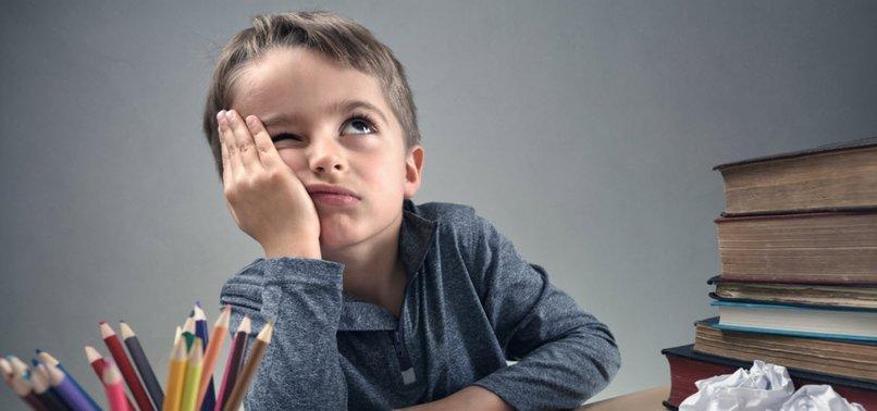 BOREDOM ENCOURAGES CREATIVITY IN CHILDREN