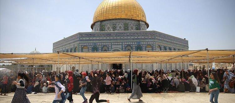 Filistin'e tahsis edilen hibenin son bölümü verildi