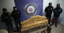 Turkish police seize heroin hidden in spare tire of van