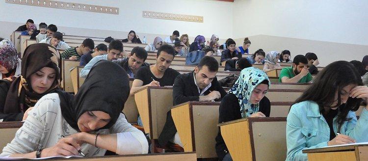 Atatürk Üniversitesi'nde yedi yeni bölüm