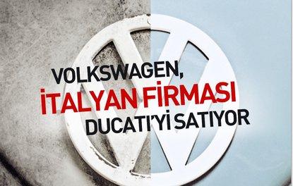 Volkswagen, İtalyan firması Ducati`yi satıyor