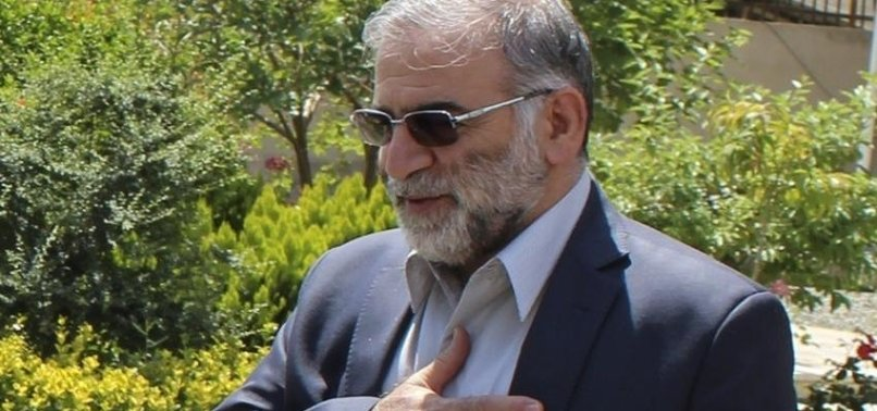 IRANIAN SCIENTIST'S MURDER ENDS HOPE OF DÉTENTE WITH US