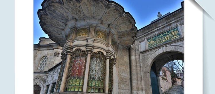 Osmanlı padişahlarının hanımlarının İstanbul'daki...