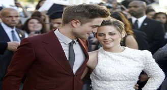 Kristen Stewarttan Robert Pattinsona destek