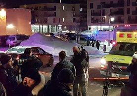Kanada'da camiye alçak saldırı: 6 ölü, 8 yaralı