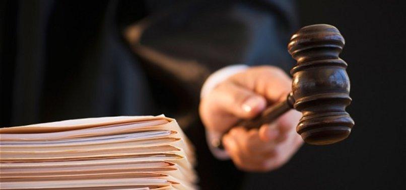 EX-PROSECUTOR GETS 12-YEAR TERM IN TURKEY OVER FETO LINKS