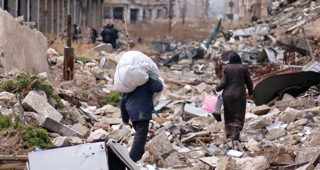 Halep düşse bile bu savaşın sonu olmayacak