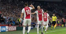 UEFA bans Ajax, Eintracht ticket sales for fan disorder