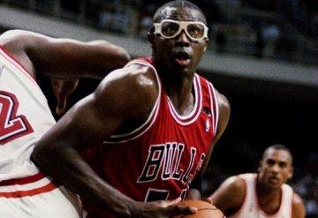 Horace Grant Michael Jordan'a öfkeli