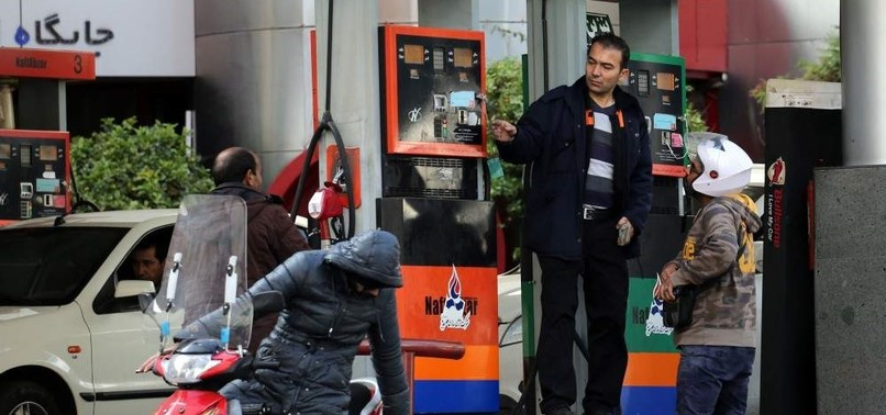 PROTESTS STRIKE IRAN CITIES OVER GASOLINE PRICES RISING