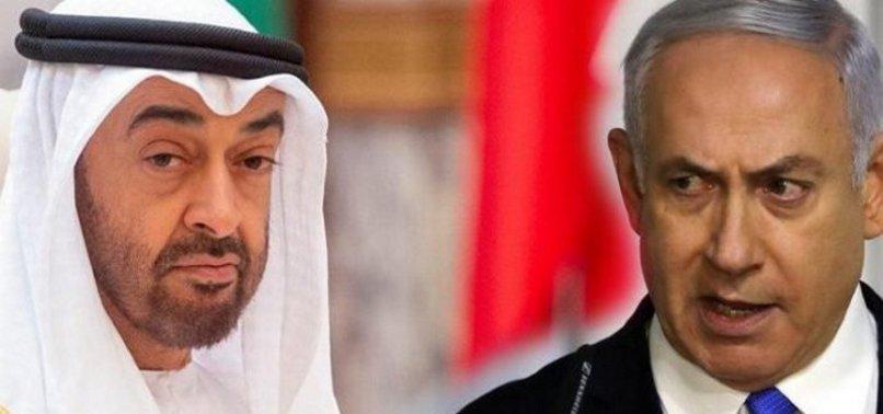 UAE, ISRAEL DEAL NOT SURPRISING, BUT SHAMEFUL