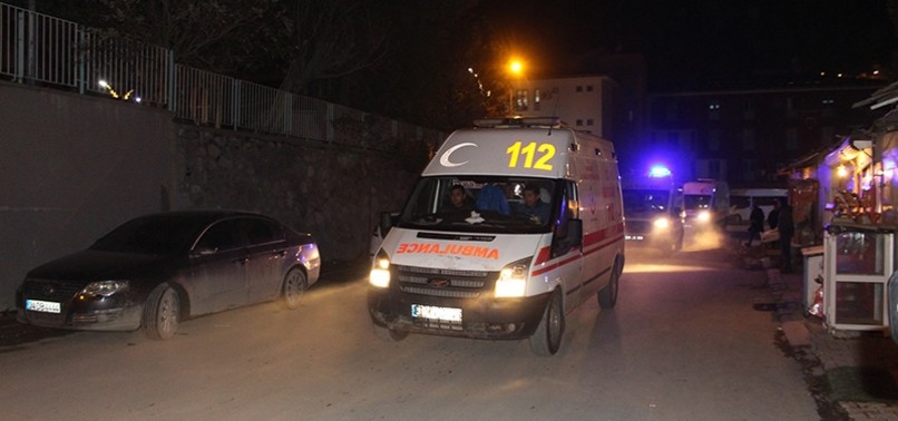 25 SOLDIERS WOUNDED, 7 MISSING AFTER FAULTY AMMO EXPLOSION IN SOUTHEAST TURKEYS HAKKARI