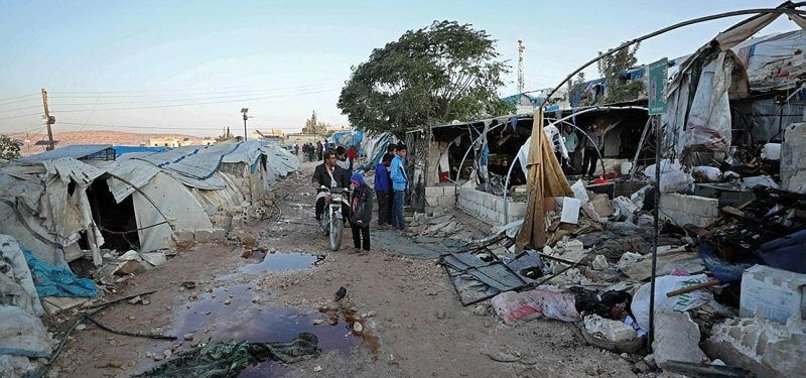 ATTACK ON SYRIA REFUGEE CAMP SICKENING: UN OFFICIAL