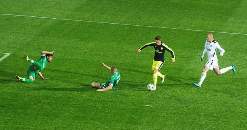 Özil: Keşke o maçta F.Bahçe forması giyseydim