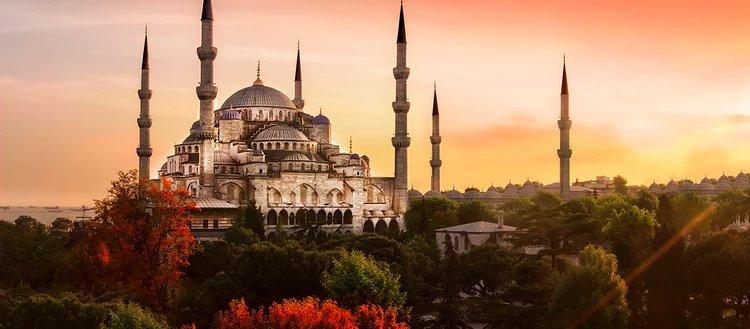 İstanbul'da tarihi ihya