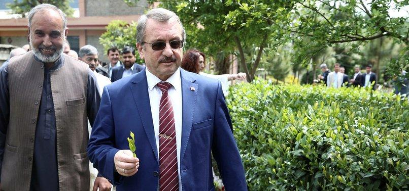 TURKISH TEA COMPANY OPENS FACTORY IN PAKISTAN