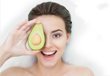 Avokado ile cilt bakımının püf noktaları