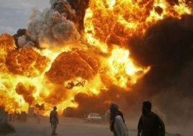 Suriye'de Beşşar Esed rejiminin, kimyasal hava saldırısı!